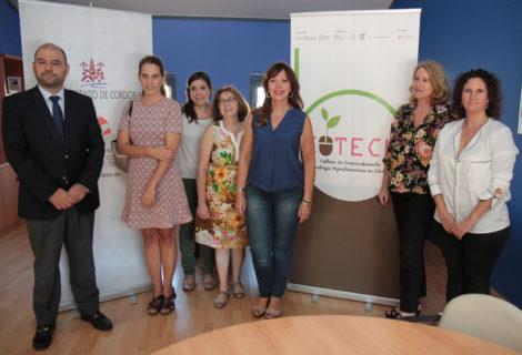 Investigadores  y emprendedores cordobeses fomentarán el emprendimiento tecnológico agroalimentario entre el alumnado de Secundaria a través de un proyecto impulsado por el Imdeec