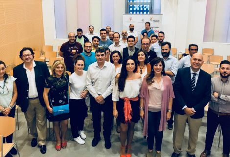 EL Imdeec y AJE Córdoba entregan su Reconocimiento a la persona emprendedora 2017