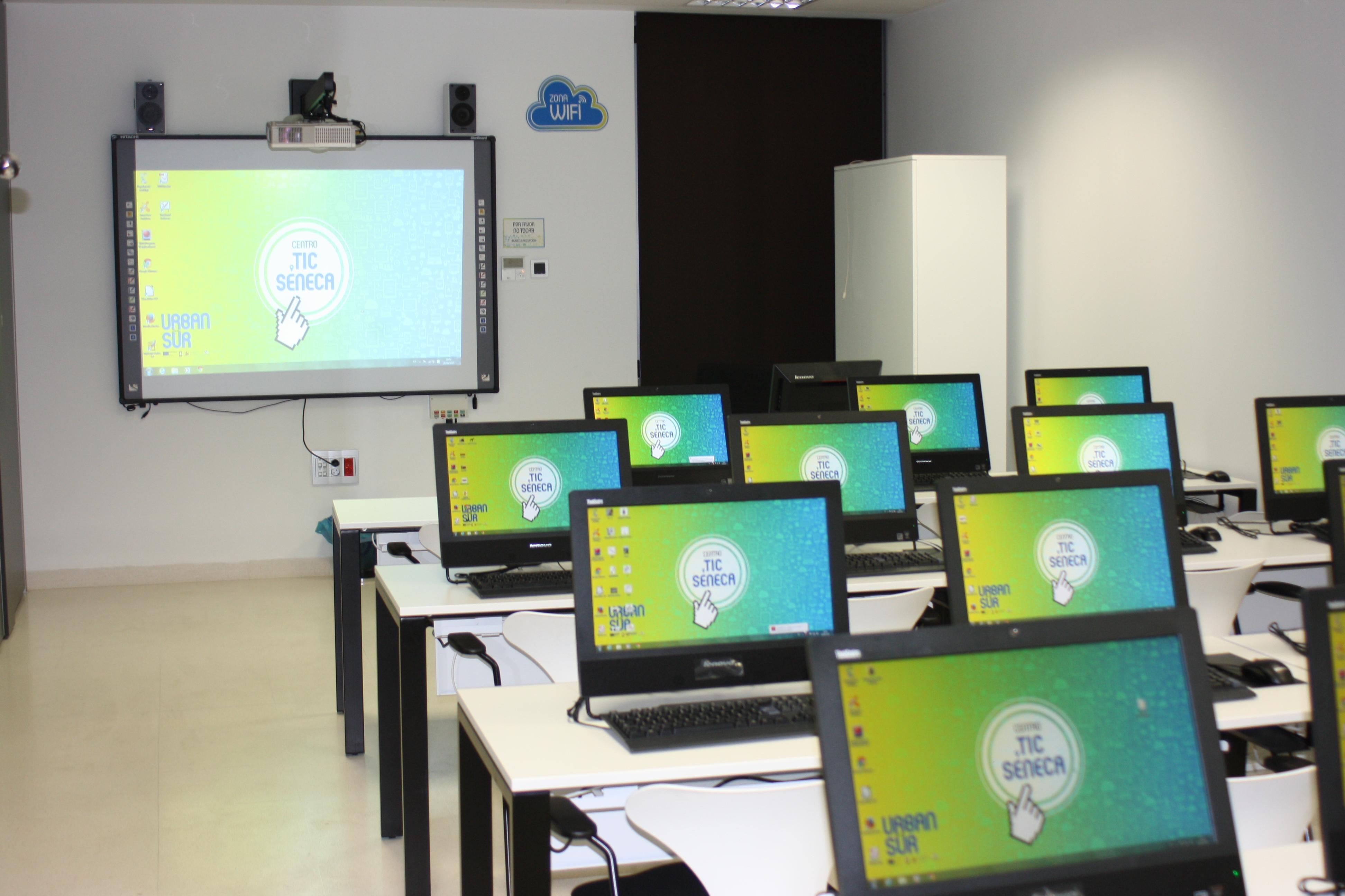 Centro TIC Séneca