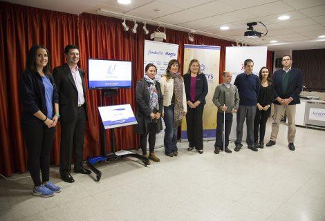 El Imdeec promueve un proyecto de innovación tecnológica para mejorar la movilidad de personas con discapacidad