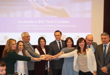 Presentan la nueva incubadora de empresas de biotecnología Biotech