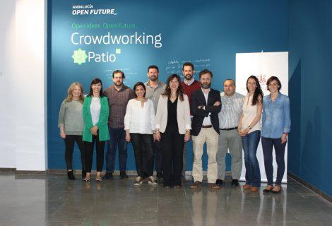 El jurado selecciona a las startups de Córdoba que iniciarán su programa de aceleración en El Patio