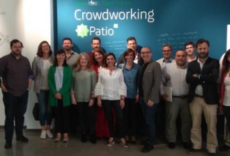 Comienza la aceleración para las seis startups seleccionadas en El Patio de Córdoba