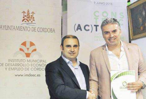 La primera edición de Constructiva reunirá en Córdoba a centenares de profesionales y grandes empresas del sector