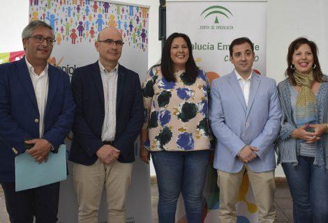 Cerca de 800 alumnos de 28 centros de Córdoba presentan sus proyectos en la Feria de Emprendimiento