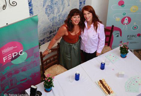 La presidenta del Imdeec presenta el Plan para la puesta en valor del empresariado femenino en Córdoba, organizado por FEPC
