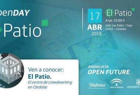Open Day, en el centro de crowdworking El Patio de Córdoba
