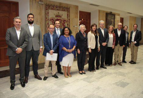 El Imdeec y el Instituto Halal se reúnen con empresarios de Argelia interesados en adherirse al Clúster e instalarse en Córdoba