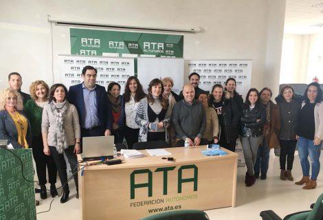 ATA realizará un diagnóstico del comercio en Villarrubia y Alcolea para impulsar la competitividad y el empleo autónomo