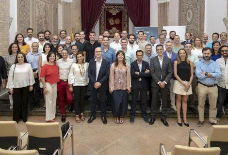 Más de 40 mentores de Andalucía Open Future analizan en Córdoba su metodología de trabajo