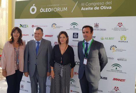 300 expertos y profesionales debaten en Óleoforum sobre el futuro del sector olivarero