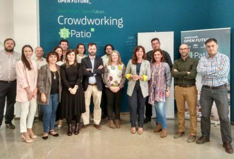 Las startups preseleccionadas para ser aceleradas en El Patio presentan sus proyectos ante el jurado