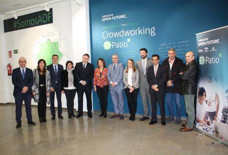 Tres nuevas empresas innovadoras se incorporan al centro de crowdworking El Patio de Córdoba