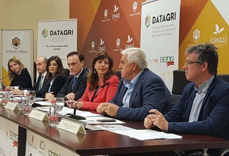 1.500 profesionales se darán cita en el foro DatAgri para analizar el presente y el futuro de la agricultura 4.0