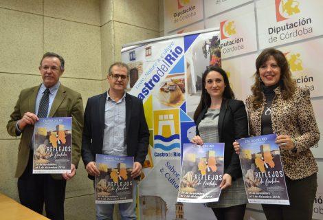 La nueva edición de 'Reflejos' acerca a la judería de Córdoba los principales atractivos turísticos de Castro del Río