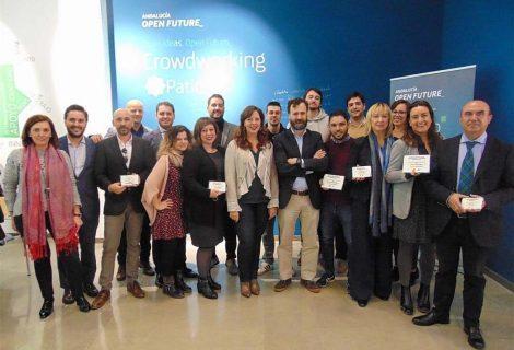El Imdeec y AJE Córdoba reconocen con 'Creciendo en Red 2018' a las personas emprendedoras