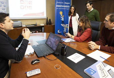 Teleasistenci@TIC++ de Fundación Magtel, apoyado por el Imdeec, promueve la autonomía de las personas mayores