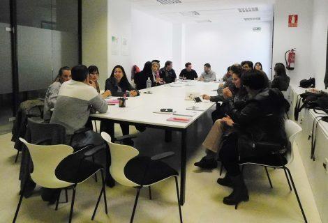 Comienza a funcionar la VI Lanzadera de Empleo de Córdoba, en la que participan 20 personas en desempleo