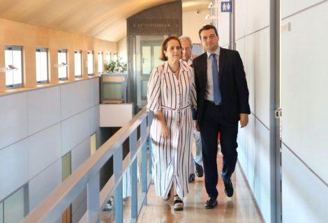 Entrevista a Blanca Torrent: Imdeec y ATA preparan el proyecto para bonificar el primer contrato que generen los autónomos/as de Córdoba