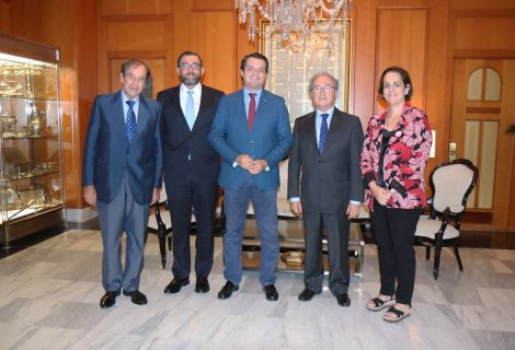 El Grupo Verzatec presenta sus proyectos e inversiones para Córdoba