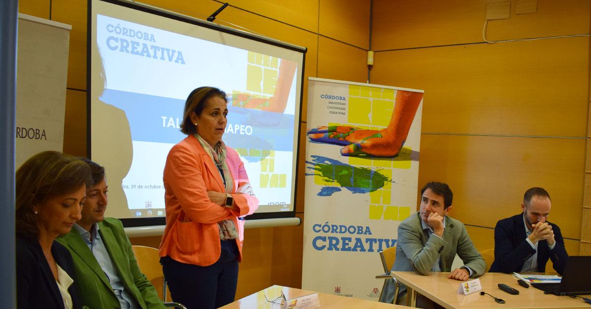 El Imdeec impulsa la elaboración de un mapa de agentes culturales y creativos de la ciudad dentro del proyecto Córdoba Creativa