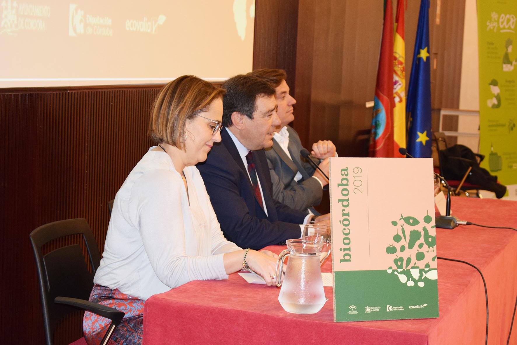 Biocórdoba 2019 | Córdoba, punto de encuentro de la alimentación ecológica y de los principales actores del sector