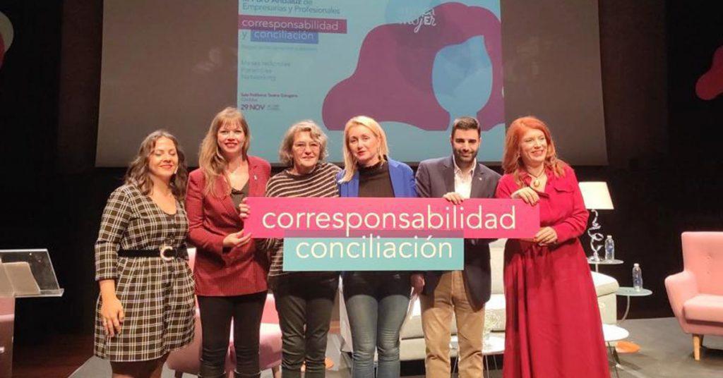 Conciliación y corresponsabilidad, ejes del III Foro Andaluz de Empresarias y Profesionales organizado por Fepc y financiado por Imdeec
