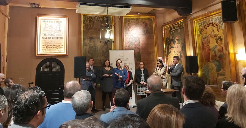 La asociación de joyeros entrega los Premios San Eloy 2019 a Rafael Guijo, Alias Concept, Concepción Fernández e Iprodeco