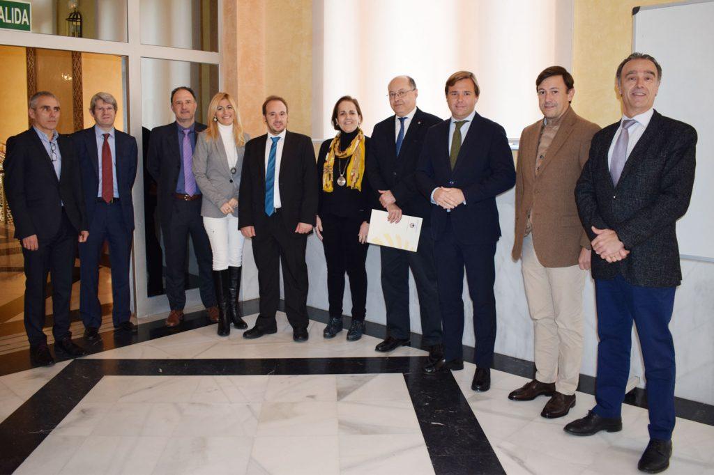 Córdoba acoge la primera reunión del Proyecto Improvement para la mejora de la eficiencia energética de los edificios públicos