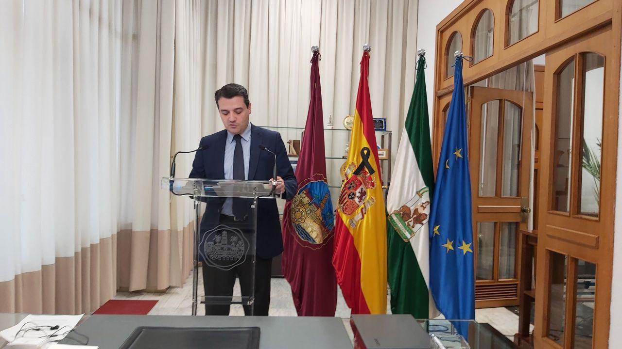 El Ayuntamiento de Córdoba destina 7 millones a las dos primeras líneas del plan de choque contra el Covid-19