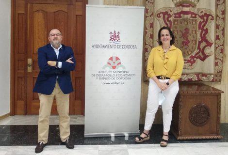 El Imdeec pone en marcha un Aula de Formación Virtual con 5 cursos certificados por la Universidad de Córdoba