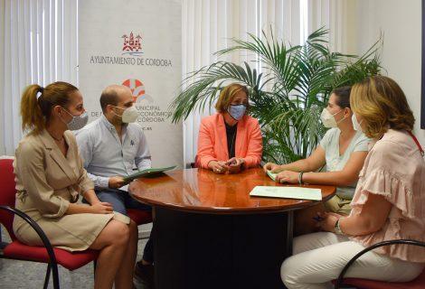Tres firmas lideradas por mujeres se incorporan a la Red de Viveros de Empresas del IMDEEC