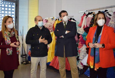 El alquiler subvencionado de oficinas y naves del IMDEEC permite a empresas de Córdoba seguir con su actividad durante la crisis