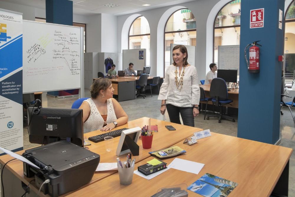 Cinco startups se incorporan a El Patio de Córdoba, de Andalucía Open Future, para iniciar su aceleración