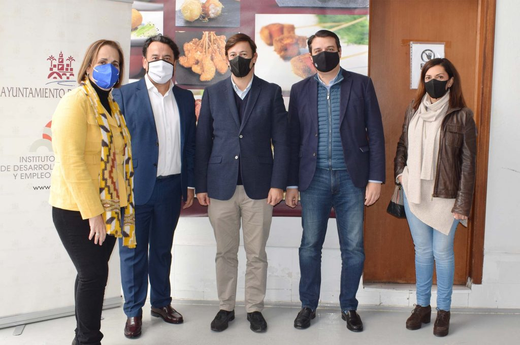 El IMDEEC destina 3,62 millones a ayudar a los autónomos y empresas de Córdoba a superar la crisis del Covid-19