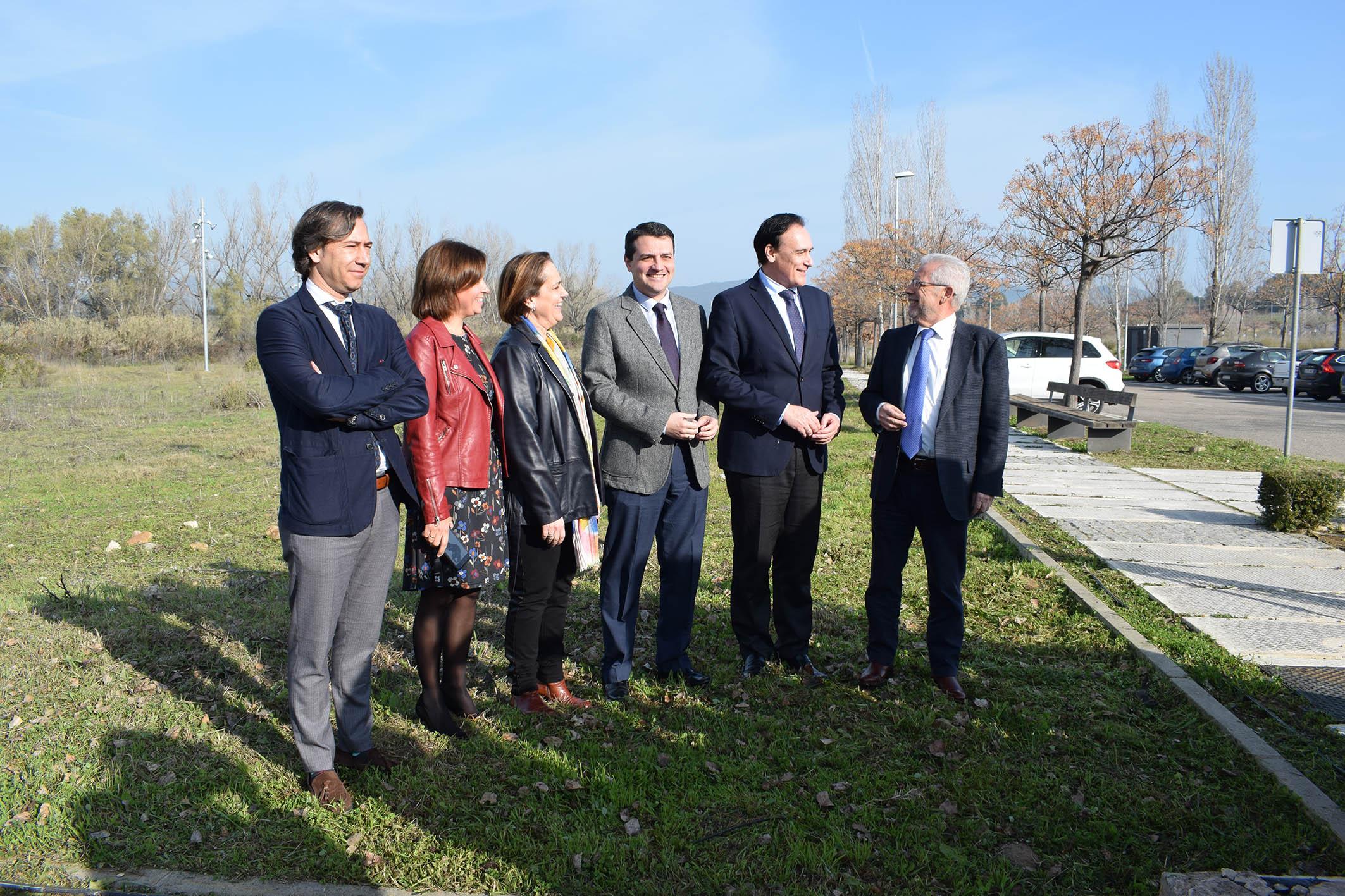 La Incubadora Córdoba Biotech, impulsada por el IMDEEC, Fibico y la UCO, saca a concurso el diseño de su logotipo