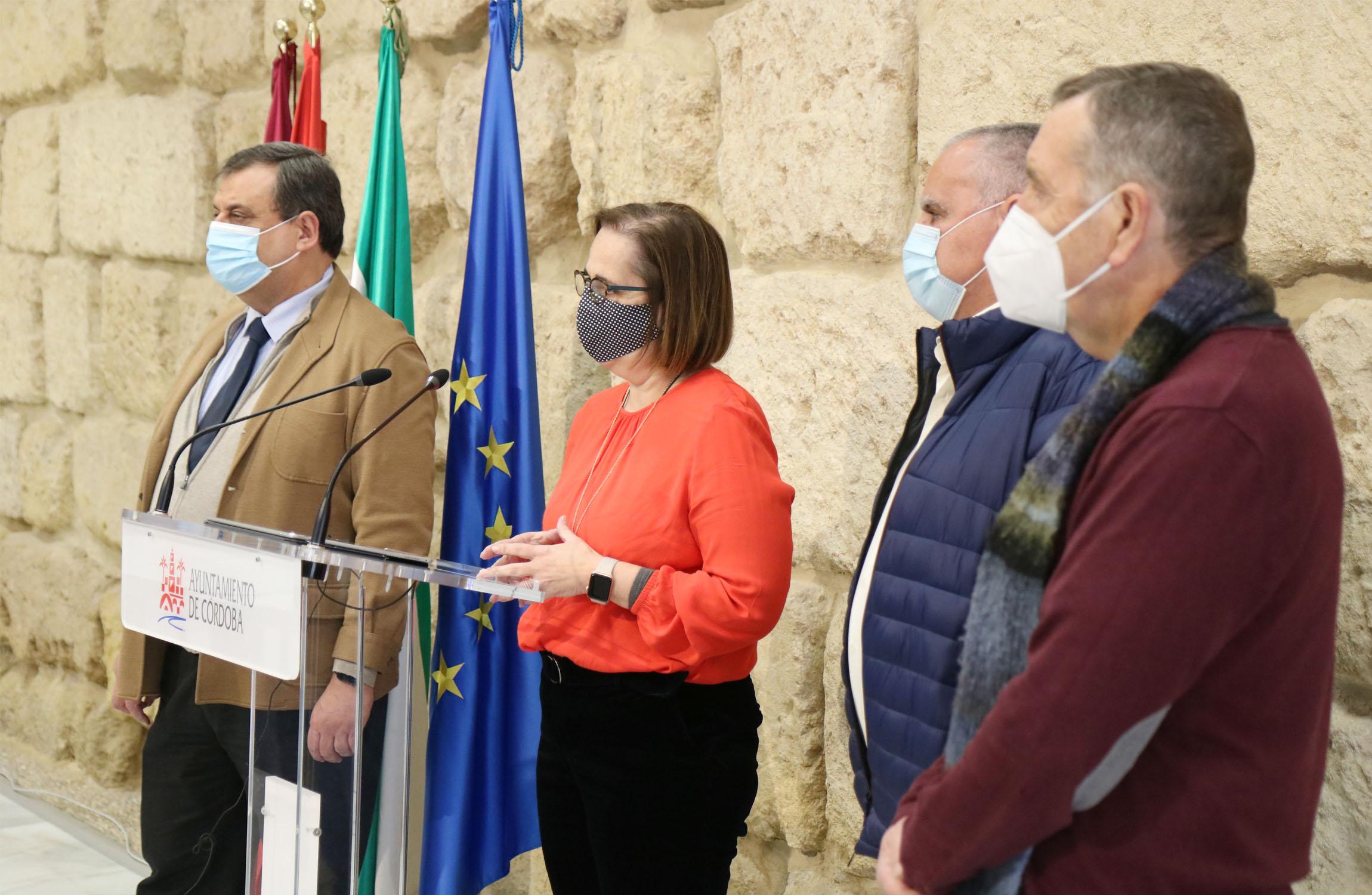 Las ayudas para autónomos y empresas del IMDEEC permiten crear 715 nuevos empleos en Córdoba