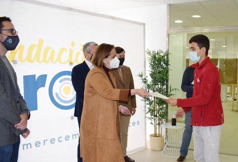 36 personas finalizan su formación y seis encuentran empleo gracias a los cursos de la Fundación PRODE financiados por el IMDEEC