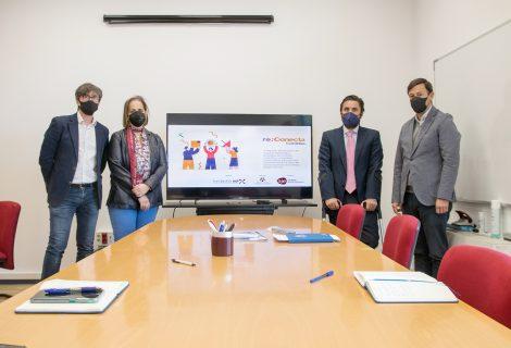 Empresas y profesionales colaboran para afrontar la crisis, intercambiando conocimientos en 're:Conecta Córdoba'