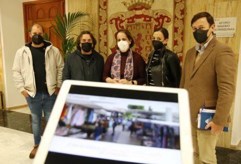 Los comercios ambulantes de Córdoba lanzan un escaparate virtual y preparan un 'marketplace' para complementar sus ventas