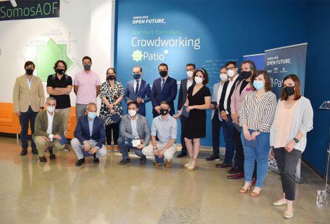 El Patio de Andalucía Open Future celebra su tercer aniversario acelerando empresas desde Córdoba