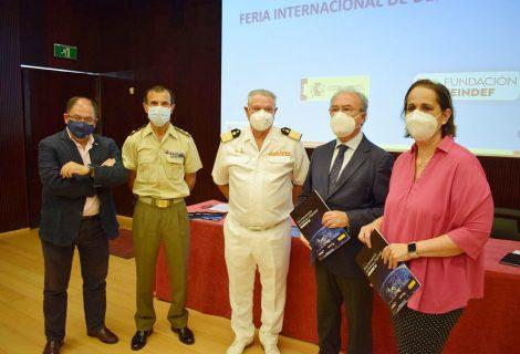 El IMDEEC contará con un stand en la Feria de Defensa y Seguridad a disposición de las empresas de Córdoba