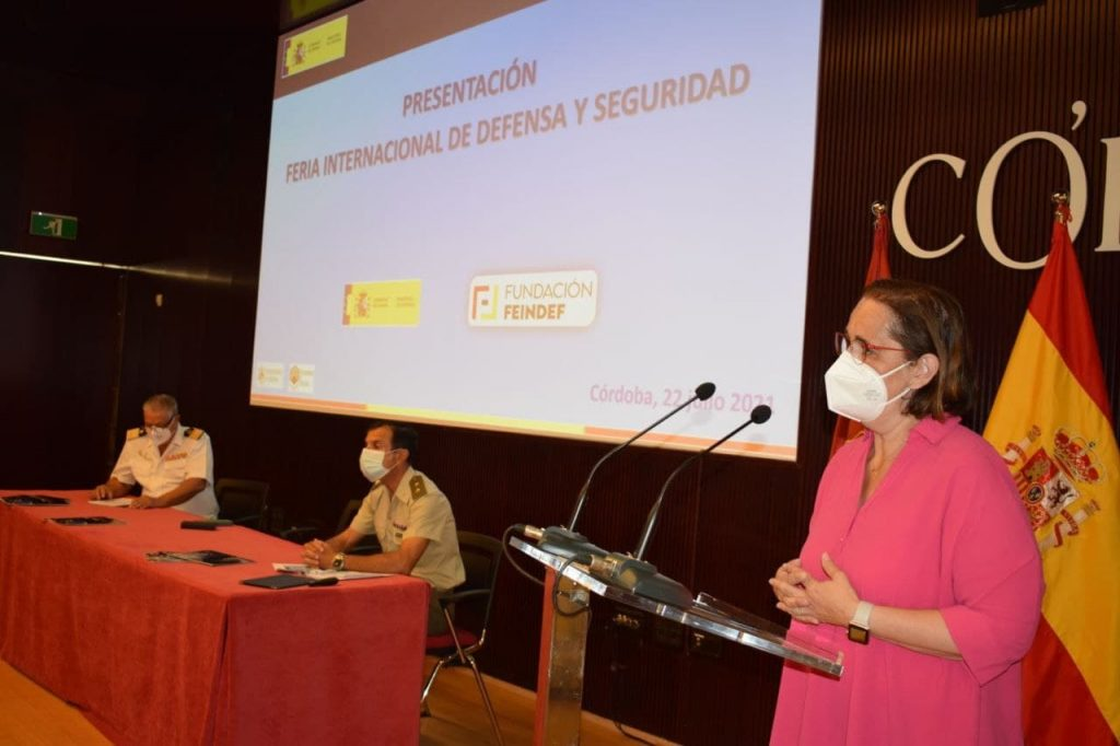 El IMDEEC inicia los contactos con empresas locales para preparar su participación en FEINDEF 21